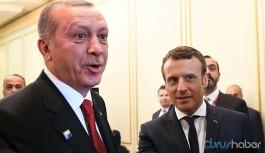 Macron'dan tehdit gibi sözler: Türkler sadece...