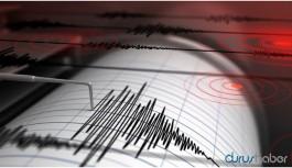 Malatya'da 5,7 büyüklüğünde deprem: Bölge sallandı
