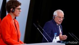 Mikrofonu açık unutunca ortaya çıktı... Alman bakandan flaş Türkiye yorumu