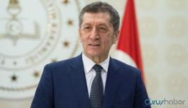 Milli Eğitim Bakanından okulların açılmasına dair açıklama