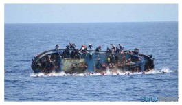 Mülteci teknesi battı: En az 45 ölü
