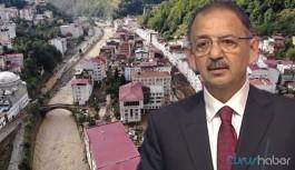 Özhaseki, sel felaketinden CHP'yi sorumlu tuttu