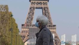 Paris yeniden 'kırmızı bölge'...