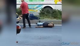 Polis, trafikte tartıştığı kişiyi öldürdü