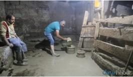 Sağanak yağış Edremit'i vurdu: Çok sayıda hayvan telef oldu