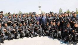 Saray'ın muhafız ordusuna bütçe dayanmıyor