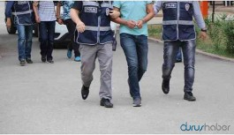 Siirt'te ev baskını: 10 gözaltı