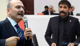 Süleyman Soylu'ya Barış Atay tepkisi: Atanmış İçişleri Bakanı hedef gösteriyor...
