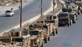 Türkiye'den Suriye sınırına zırhlı askeri araç sevkiyatı