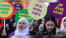 793 kadından HDP'ye operasyona tepki