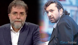 Ahmet Hakan'dan Halil Sezai'ye sert eleştiri: Sen artık şu saatten sonra...
