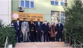 AİHM Başkanı Spano'nun AKP'lilerle fotoğraflarına tepki