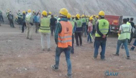 Akkuyu Nükleer Santrali inşaatında isyan: Maaşlar yatmadı, işçiler eylem yaptı