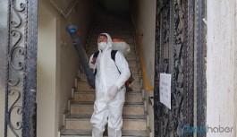AKP dezenfeksiyon ihalesini 21 gün önce kurulmuş şirkete verdi
