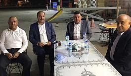 AKP ve MHP'li vekil birbirine girdi, polis araya girdi