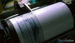 Aksaray'da deprem