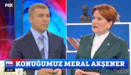 Demirtaş'ın 'kahvaltı' açıklamasına Akşener'den yanıt
