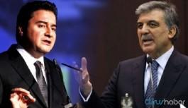 Ali Babacan'ın başdanışmanından Abdullah Gül sorusuna yanıt