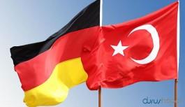 Almanya'dan 'Türkiye'ye yaptırım' açıklaması
