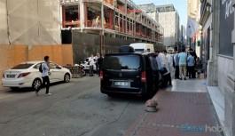 Amerikalı gazeteci İstanbul'da aracında ölü bulundu
