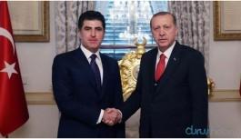 Barzani Erdoğan'la görüşecek