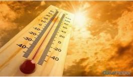 Bölge kentlerinde sıcaklık artacak