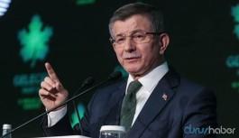 Davutoğlu'ndan 'Erdoğan'a kumpas' iddiasına yanıt