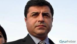Demirtaş'ın iddianamesindeki detaylar belli oldu