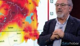 Deprem uzmanı Prof. Görür riskli bölgeyi açıkladı: 'Kanaatimce daha da riskli hale geldi'