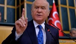 Devlet Bahçeli'den 'erken seçim' açıklaması: Cumhurbaşkanı adayı bellidir