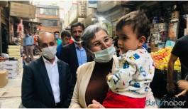 DTK Eşbaşkanı Leyla Güven gözaltına alındı