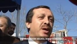Erdoğan'dan dikkat çeken paylaşım