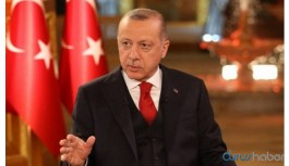 Erdoğan: Ekonomimizi yeniden rayına oturttuk