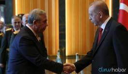 Erdoğan ile Yavaş arasında sürpriz görüşme
