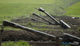 Ermenistan-Azerbaycan cephe hattında çatışmalar başladı: Ölü ve yaralılar var