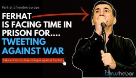Freemuse'den Ferhat Tunç için 5 dilde kampanya