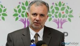 Gözaltına alınan HDP'li Ayhan Bilgen'den ilk açıklama