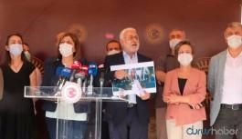 HDP: Bu fotoğrafta olanlar susamazsınız