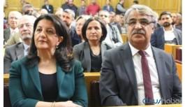 HDP Eş Genel Başkanları Demirtaş'ı ziyaret edecek