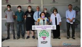 HDP: Kürt işçilere dönük saldırın takipçisi olacağız