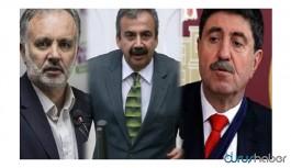 HDP'ye operasyon: Eski vekil ve eşbaşkanların da aralarında olduğu çok sayıda kişiye gözaltı