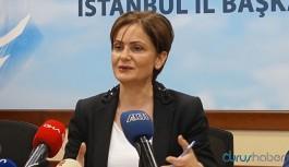 Kaftancıoğlu: Beni yıpratarak akıllarınca CHP'yi iç tartışmalara boğacaklar, başaramayacaklar