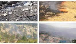 Karakoldan köylülere: Tabur olduğu sürece yangın sürecek