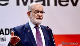 Karamollaoğlu ittifak için iki partiye göz kırptı!