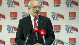 Kılıçdaroğlu: MEB bu kampanyayı başlatmayacaksa, CHP'li belediyeler taliptir