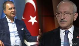 Kılıçdaroğlu'nun çağrısına AKP sözcüsü Çelik'ten yanıt