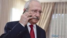 Kılıçdaroğlu saldırıya uğrayan Kürt işçilerle telefonla görüştü