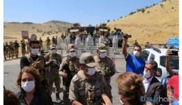 Kürdistani İttifak Heyeti'nin Sakarya'da saldırıya uğrayan Kürt işçileri ziyaretine 'karantina' engeli