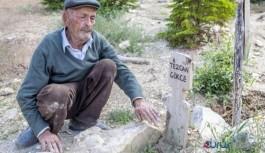 Madenci katliamında oğlunu yitiren ve yırtık ayakkabısıyla gündeme gelen baba koronavirüsten öldü