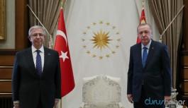 Mansur Yavaş Erdoğan'dan sözünü aldı
